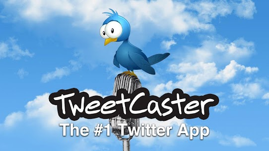 TweetCaster Pro for Twitter – APK Mod for Android 1