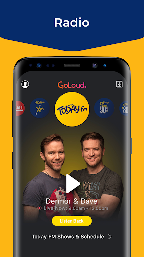 Today FM screenshot 2