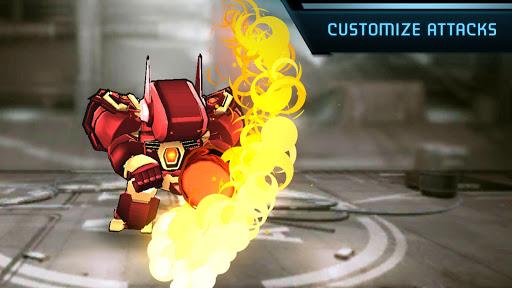 Megabot Battle Arena: Build Fighter Robot screenshots 4