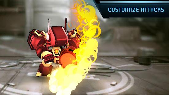 Mod Game Megabot Battle Arena: Build Fighter Robot for Android