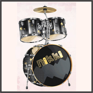サニのドラム