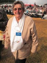 Photo: Jeannine Reymond, responsable sur le diocèse