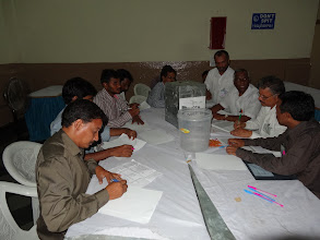 Photo: Counting Agents at State Office Bearers' Election