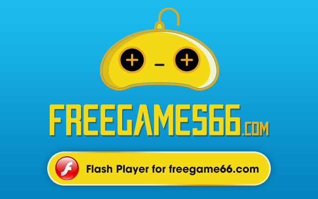 Simple Flash® enabler for FREEGAMES66