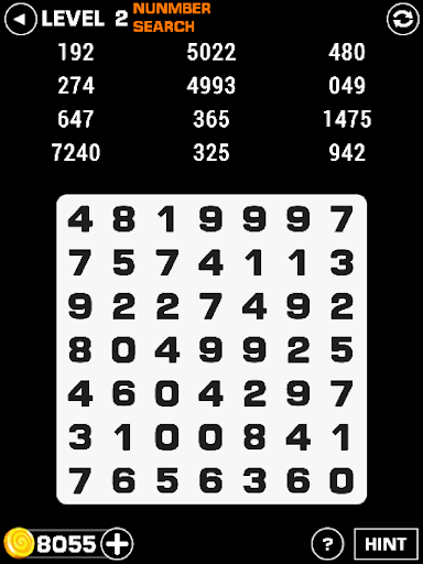 Number Search apkpoly screenshots 5