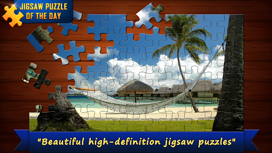 Jigsaw Puzzle Of The Day 1