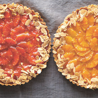 Orange & Almond Tart