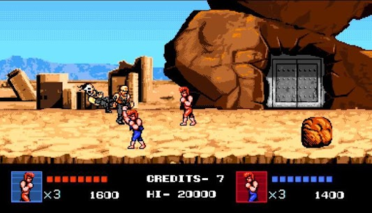 Double Dragon 4 1.0 Mod + APK + Data UPDATED 3