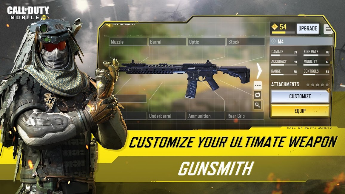 Call of Duty Mobile APK 1.0.22 2