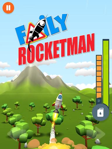 Faily Rocketman apktram screenshots 15