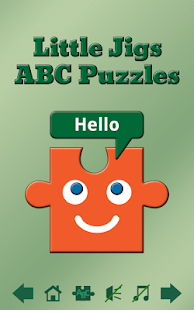 Little Jigs ABC Puzzles- screenshot thumbnail