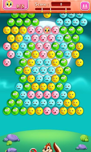 Bubble Shooter : Save The Birds android2mod screenshots 6