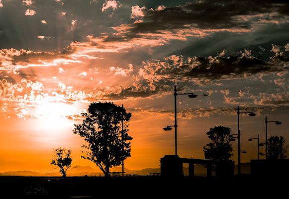 Orange Sky di rita_bacchiddu
