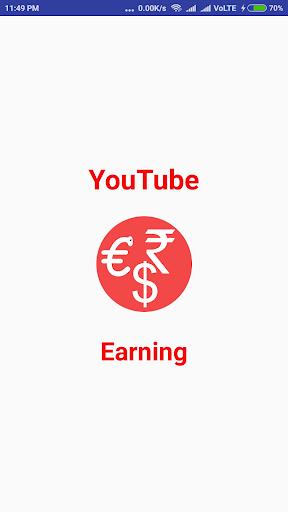 YouTube Earning 1.1 screenshots 1
