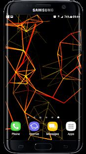 [Neon Particles 3D Live Wallpaper] Screenshot 4