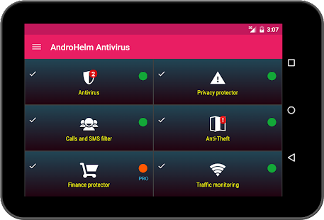AntiVirus Android 2018- screenshot thumbnail