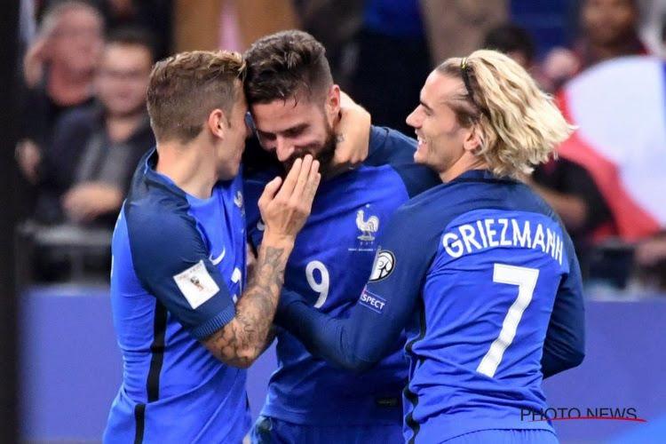 🎥 Franse spits steekt Trezeguet voorbij in topschutterslijst aller tijden en moet enkel nog Henry en Platini voor zich dulden