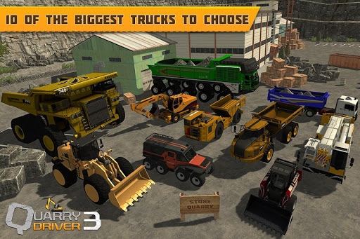 Quarry Driver 3: Giant Trucks 1.2 Screenshots 1