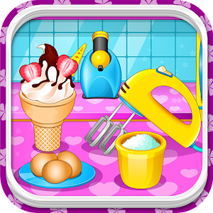 Frozen Ice Cream Maker for PC and MAC