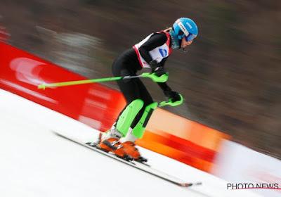 Coupe du Monde de ski de vitesse: Joost Vandendries bat le record de Belgique