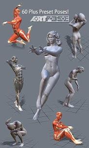 ArtPose Female Edition 3