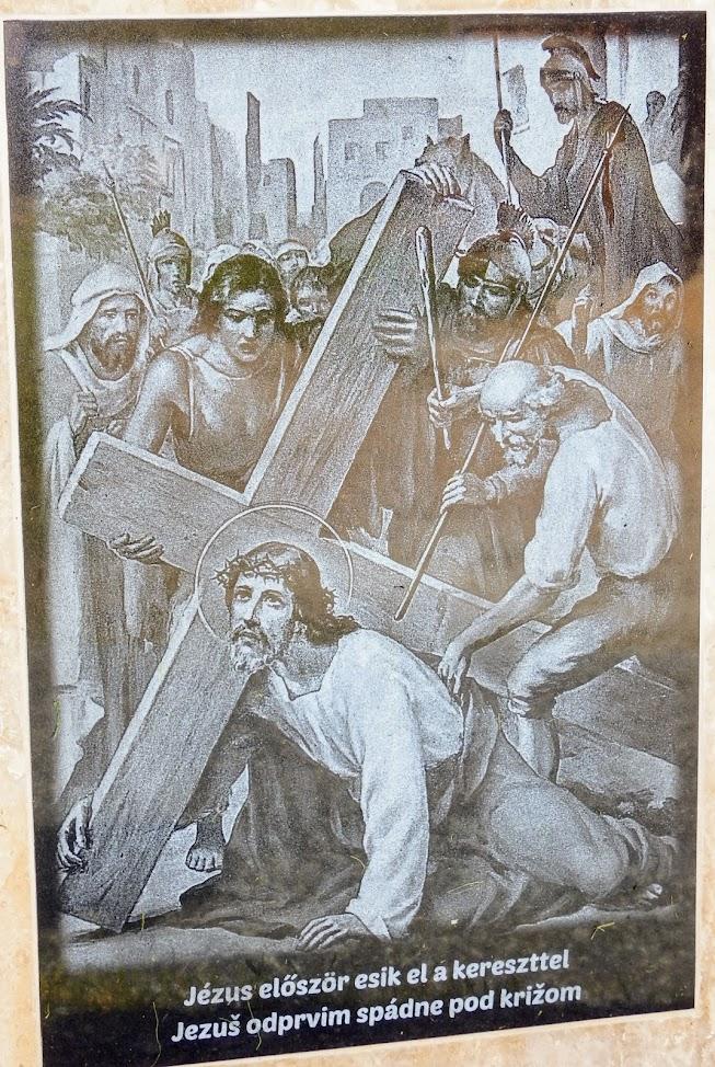 Szakonyfalu - Keresztút a Fénykereszthez