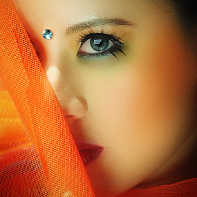 by Anthony Austria - People Portraits of Women ( pwcfaces-dq )