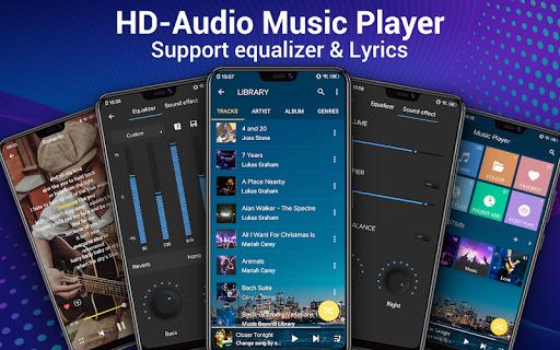 Music Player - Audio Player 3.6.8 screenshots 1