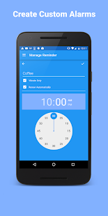 PosTrainer Alarm App- screenshot thumbnail