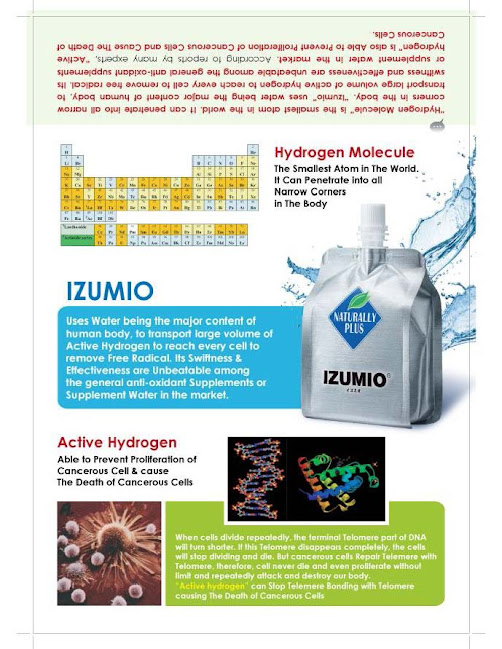 IZUMIO Untuk Mencegah Penyakit Ginjal