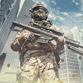 Dead Invaders: FPS Shooting Game & Modern War 3D