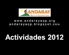 Photo: Una seleccion de fotos de las actividades del 2012