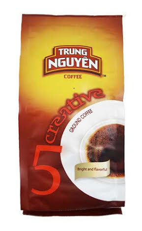 Filter Coffee Creative 5 Trung Nguyen 250g