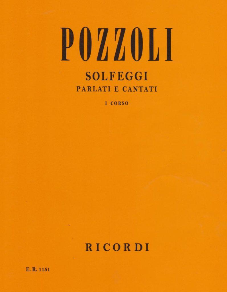 کتاب آموزش سلفژ پوزولی (پوتسولی) 1151