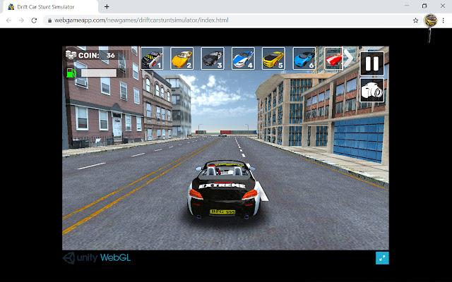 Drift Car Stunt Game 2020