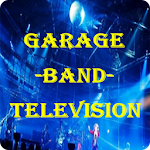 Garage Band TV Icon