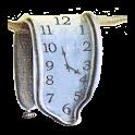 Melting Clock by Salvador Dali icon