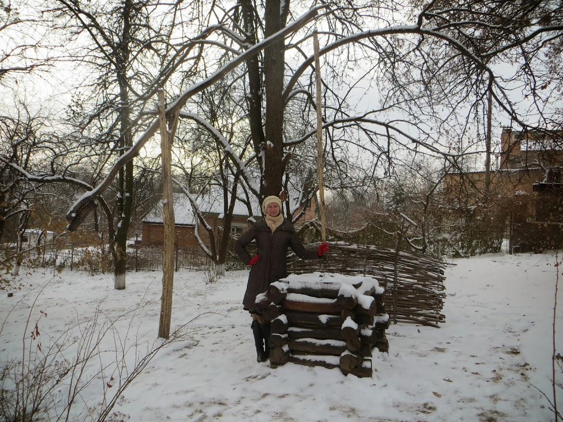 Ольга Влох - керівник проекту Таємнича Полтава