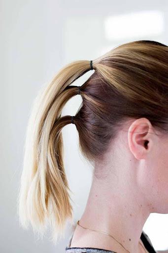 easy long hair tutorials