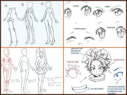 Drawing Anime Step by Steps 2018 screenshots 2