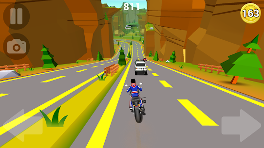 Faily Rider MOD Apk (Unlimited Coins) 2