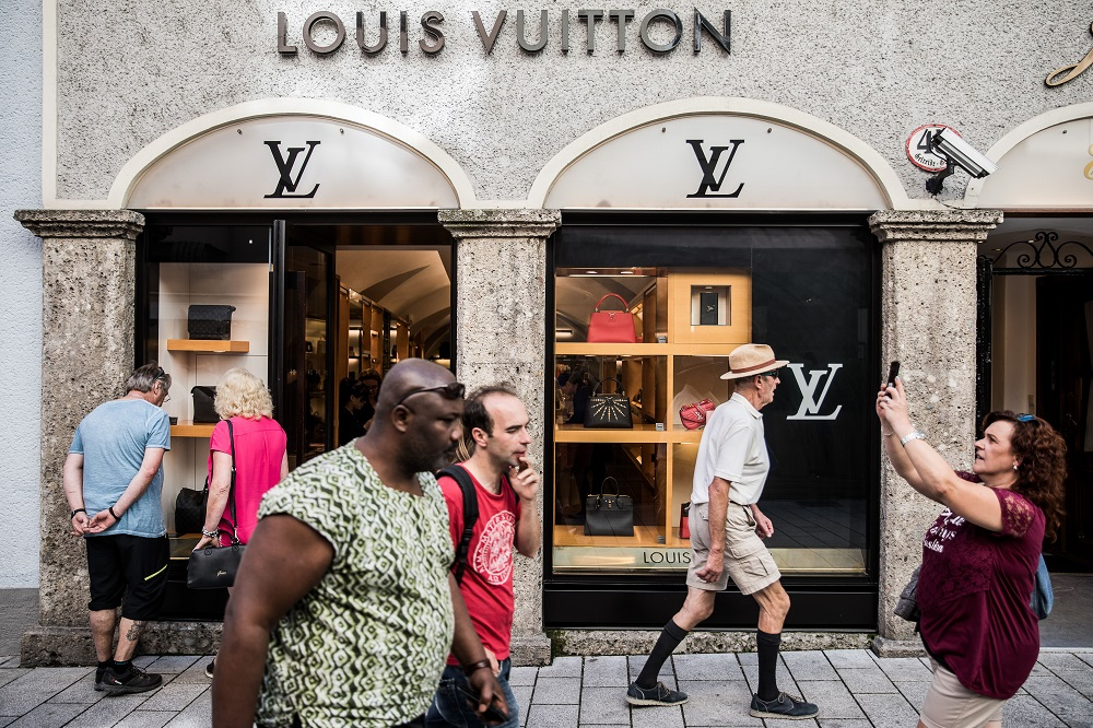 Tighter customs checks in China hit sales of luxury goods from LVMH to Shiseido