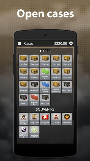 Case Opener Ultimate- screenshot thumbnail