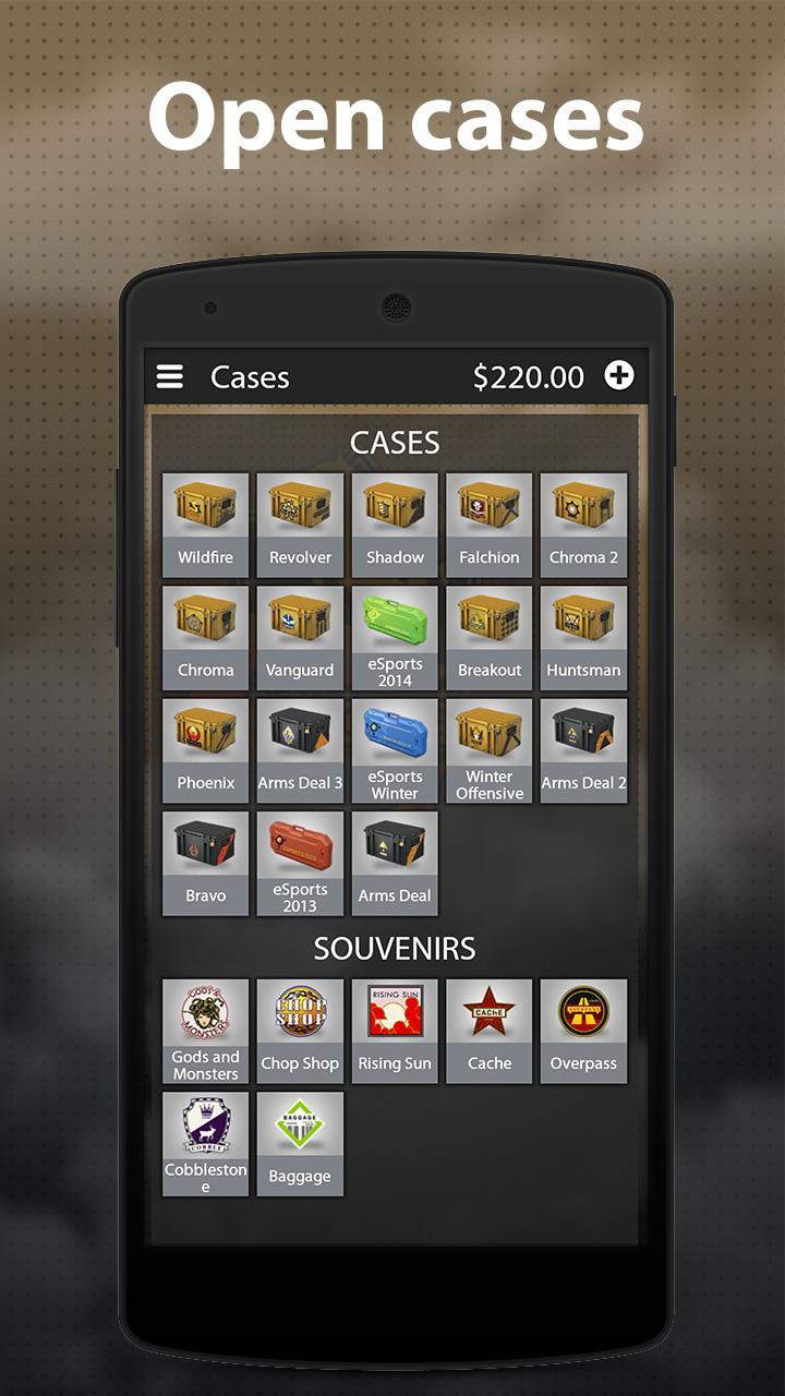 Case Opener Ultimate Screenshot