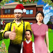 Virtual Dad: Happy Modern Family Life