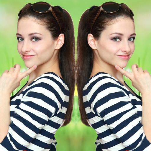 Mirror Photo Editor & Collage