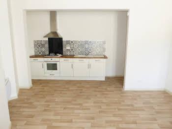 Appartement 2 pièces 34,74 m2