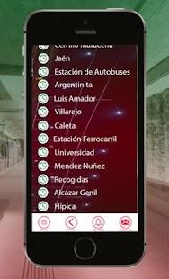 Metro Granada - náhled