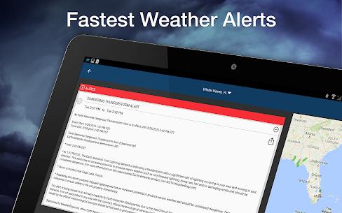 Weather Elite by WeatherBug 10