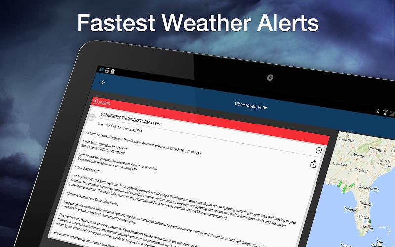 Weather Elite by WeatherBug Screenshot 9
